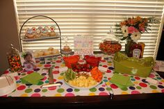 """Over the Rainbow"" 1st Birthday Party"