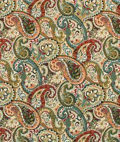 Swavelle / Mill Creek Jelly Belly Multi Fabric - $27.15   onlinefabricstore.net