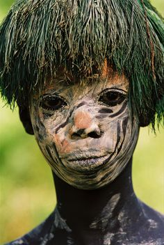 people of Omo Valley ~It is interesting isn't it....                                                                                                                                                      More