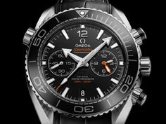 OMEGA Watches: Seamaster - Planet Ocean 600M Omega Co-Axial Master Chronometer Chronograph 45.5 mm - 215.33.46.51.01.001