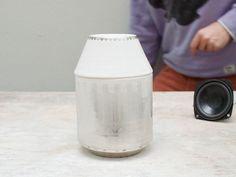 celia torvisco   raphael pluvinage: conductive ceramic radio - designboom