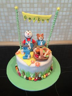 1000 images about gateau tchoupi on pinterest image - Gateau anniversaire tchoupi ...