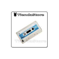 Funda Silicona iPhone 4/4S Retro Cassette varios colores  http://www.tutiendastore.es/fundas-silicona-iphone-4/27-cinta-retro-cassette-blanca-iphone-4-4s.html #iphone4 #iphone4s #cassette #tutiendastore