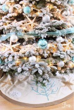 Breezy Designs: Coastal Christmas!