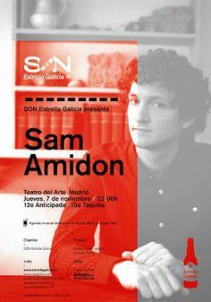 Sam Amidon en concierto en el Teatro del Arte (Madrid) / Sorteo de Entradas | El Mundo de Tulsa