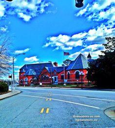 Greensboro Historical Museum 130 Summit Avenue Greensboro, North Carolina 27401