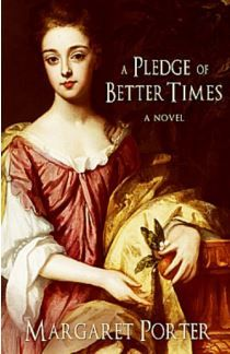 Margaret (Evans) Porter, MA Journalism ('83) is the author of the forthcoming historical novel A Pledge of Better Times. This is her 12th published work of fiction. This fact-based novel features the English aristocracy and royalty during the turbulent times of the late 17th century. On Sale: April 14, 2015