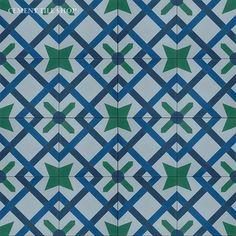 Cement Tile Shop - Encaustic Cement Tile Pamplona