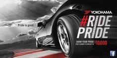 Yokohama's #RidePride contest taps auto passion - News - Tire Business - The Tire Dealer's No. 1 News Source
