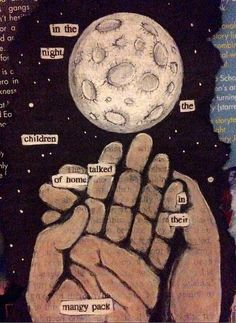 BLACKOUT POETRY: A dialogue between poetry and art