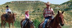 Medora Riding Stables Trail Rides