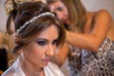 Tulle - Acessórios para noivas e festa. Arranjos, Casquetes, Tiara | ♥ Dayana Carvalho