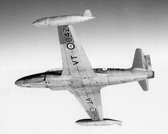 """Canadair CT-33 """"Silver Star"""""""