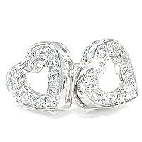 Hjerteøredobber 0,20 carat | Dolce - Dolce hjerteøredobber Engagement Rings, Jewelry, Fashion, Enagement Rings, Moda, Wedding Rings, Jewlery, Bijoux, La Mode