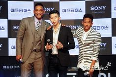 Will Smith reveals why he asked Jay Park to sing for After Earth