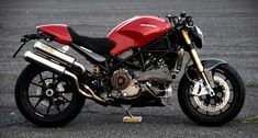 by Xtreme76 - Ducati moster club