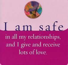 I am Safe.