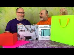 Video: We R Memory Keepers Template Studio Unboxing and Envelope Demo - http://www.craftsbytwo.com/video-we-r-memory-keepers-template-studio-unboxing-and-envelope-demo/ We get to preview the Template Studio, new from We R Memory Keepers! Now you can make large-scale envelopes, gift boxes, gift bags and many other projects! Join us as we unbox the starter kit and demonstrate making a HUGE envelope.