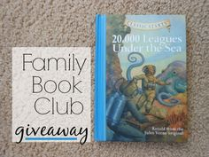 Family Book Club GIVEAWAY