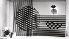 #Escaparate de Eusebio Sempere. Título: Maquinaria inútil. Preciados, 1963 #ElCorteIngles