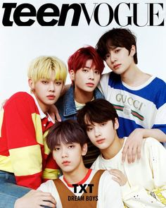 Teen Vogue, Gyu, Make Dreams Come True, E Dawn, K Pop Star, Dream Boy, Vogue Covers, Shows, Vogue Magazine