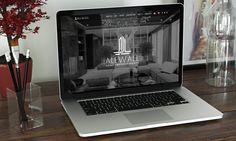 Fast, sleek and modern website of the Allwall Group Modern Website, Website Web, Custom Design, My Design, Group Home, Birmingham, Home Improvement, Wordpress, Interior