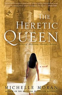 My favorite Michelle Moran book, it's about Neferteri and Ramesses the Great.