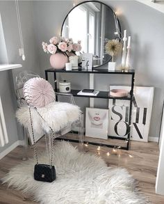 beauty room design