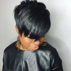 Short Hair Cuts For Black Women