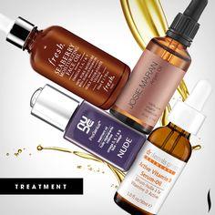 Oils 101! Our TREATMENT oil picks. #Sephora
