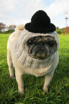 a4c38b97523 Knitted bowler hat by TheSnugPug on Etsy Bowler Hat