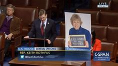 Who: Representative Keith Rothfus (R-Pennsylvania) When:...