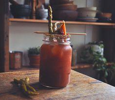 bloody mary recipe!!!