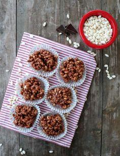 sukkerfri risboller Cereal, Sweet Treats, Vegan, Baking, Breakfast, Food, Morning Coffee, Sweets, Candy