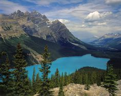 Banff National Park, Canada - In Photos: The World's Most Beautiful National Parks - Forbes Banff National Park Canada, Yosemite National Park, World Most Beautiful Place, Beautiful Places, Yosemite California, California Trip, Big Mountain, Yosemite Falls, Canadian Rockies