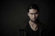 This is Japanese model Desperado - and I think he's pretty close to how I imagined Vance Ito. A little less hair though. Ito is a small character in the first three books - but he's much bigger in my head. Dramatic Lighting, Japanese Models, Light Photography, Low Key, One Light, Character Inspiration, Minimal, Portraits, Google Search