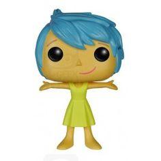 Boneco Alegria - Divertida Mente - Disney - Funko Pop! #geekwish