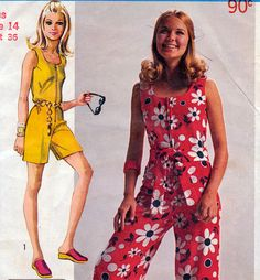 vintage jumpsuits - Google Search