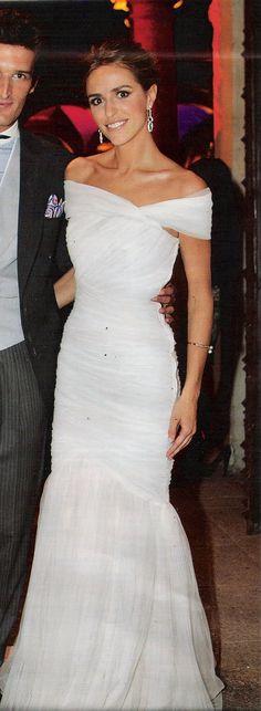 laura vecino- vestido post boda