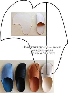 Fabric Crafts 12 simple craft ideas for home improvement that you should know - .,Fabric Crafts 12 simple craft ideas for home improvement that you should know - New design f . Innovative Home Decor Ideas Decorating homes may appe. Easy Crafts, Easy Diy, Simple Diy, Shoe Pattern, Leather Slippers, New Home Designs, Leather Projects, Doll Shoes, Leather Working