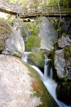 Kirándulj Ausztria legszebb szurdokában - Kezdj élni! Egy Nap, Oh The Places You'll Go, Hungary, Austria, Waterfall, Travel, Outdoor, Viajes, Outdoors