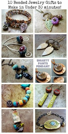 Humblebeads Blog: 10 Last Minute Jewelry Gifts to Make