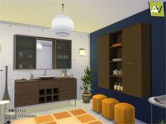 Sims 4 CC's - The Best: Kohler Bathroom by ArtVitalex