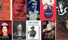 11 Must-Read Biographies About Incredible Women