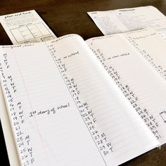 The Student Planner and Notes Guide is designed to divide the pages in a composition notebook to easily create basic bullet journal layouts. Hop over here. #studentbulletjournal #executivefunctioningskills May Bullet Journal, Bullet Journal Layout, Internet Icon, Cornell Notes, Class Notes, Student Planner, 1st Day Of School, Sketch Notes, Planner Layout