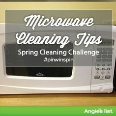 Easy Cleaning Tip - Clean Your Cleaners