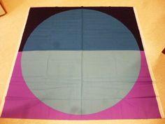 "Marimekko Finland, Maija Isola: ""Viitta"" Unused Fabric. 1 repeat #Marimekko"