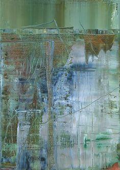 heathwest: Gerhard Richter891-3 Abstraktes Bild, 2005Oil on linen102.08 x 71.97 cm