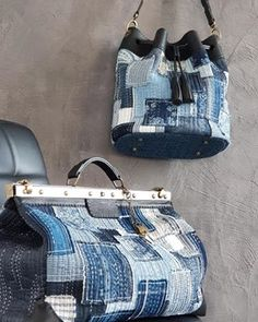 DENIM BAG [Into The Past ] Designed by Anna Studio #quiltndolldesign #annastudio #bagdesign #ordermade #handmadebag #handwork #quilt #quilting #patchwork #patchworkbag #gladstonebag #doctorbag #indigo #bucketbag #denimbag #denim #Unisexbag #퀼트앤돌디자인 #애나스튜디오 #가방디자인 #주문제작 #인디고 #퀼트가방 #퀼트 #패치워크 #데님 #데님가방 #남녀공용가방