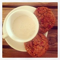 Stayin' Up With The Stanwees: Birthday Treat Week: Paleo Almond Butter Bacon Cookies